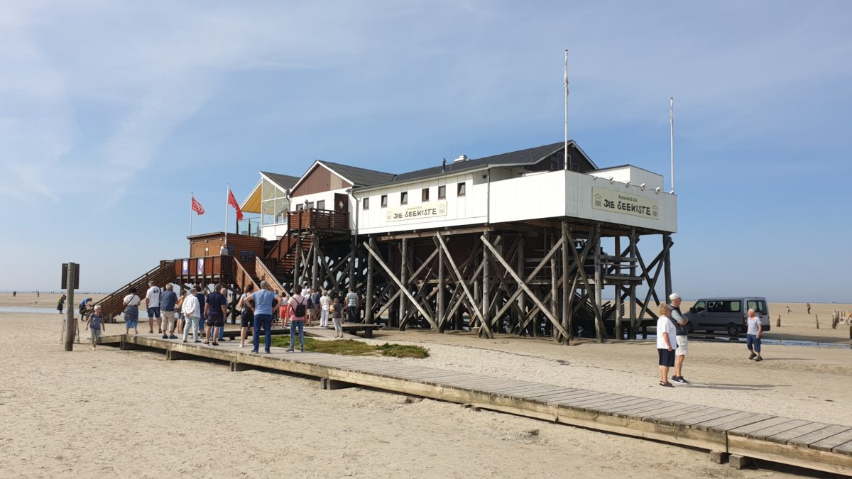 Tag 4: Strand, Tand und Teufelshand