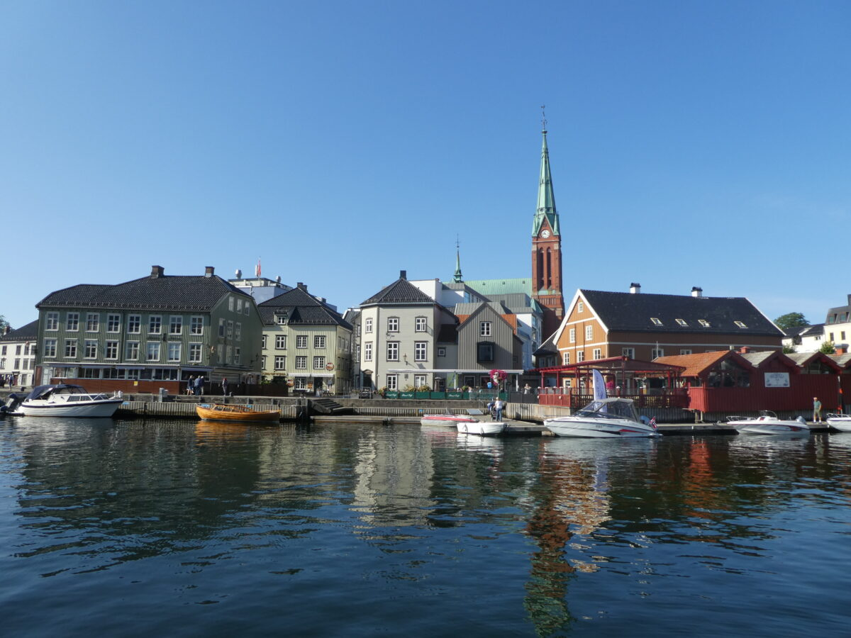 Tag 10: Arendal