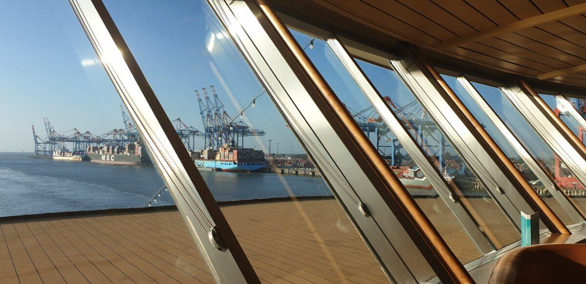 Tag 8 und Tag 1: INTERMEZZO Bremerhaven